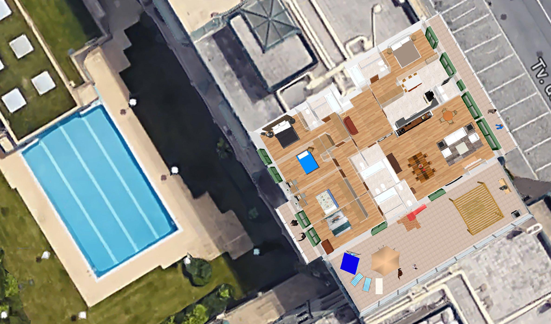 5-Bedroom apartment in private condominium, center of Sto. Ovídeo, Vila Nova de Gaia – SOLD