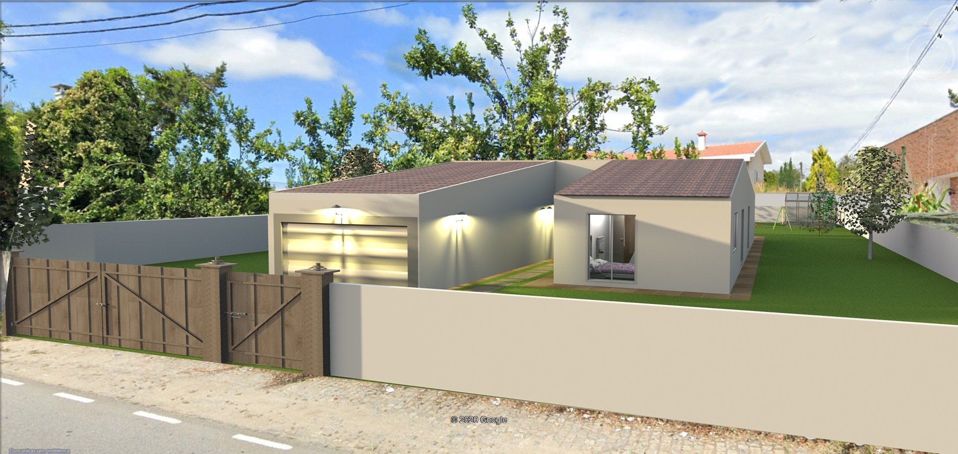 Terreno 858m2 para construção de moradia, Ribeirão, Vila Nova Famalicão