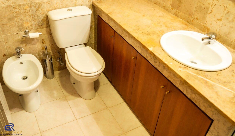 A7 WC completo T1 Leça da Palmeira