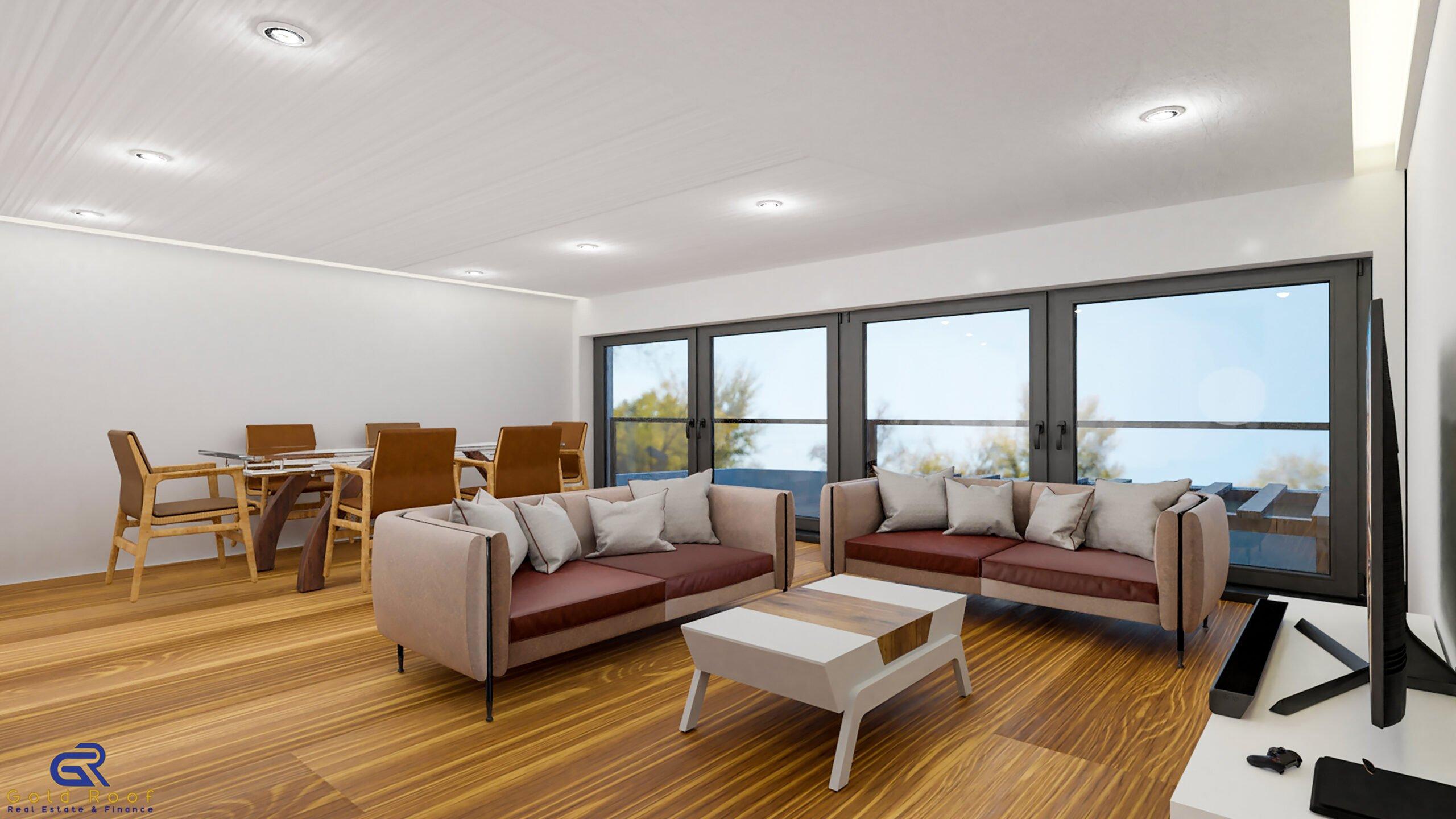 Villa de 4 chambres avec terrasse et jardin, 3 façades, Arcozelo, VN Gaia – VENDU