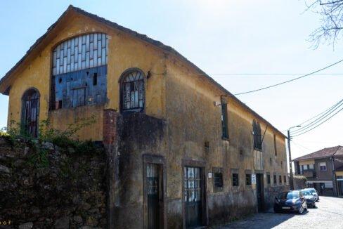 A01 Terreno urbano Arcozelo