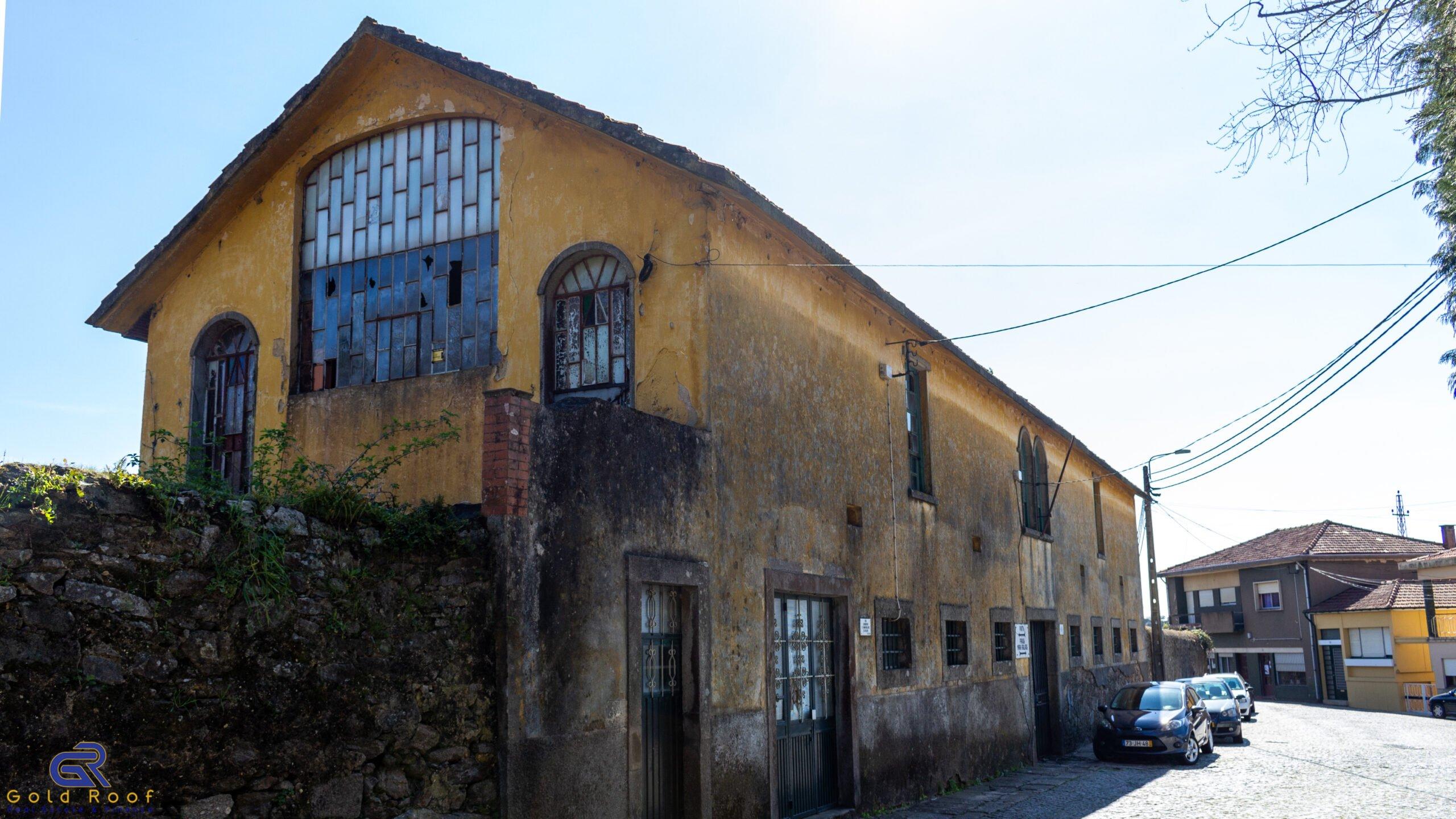 Construction Land with 88,000 m2 for real estate development, Arcozelo, Vila Nova de Gaia