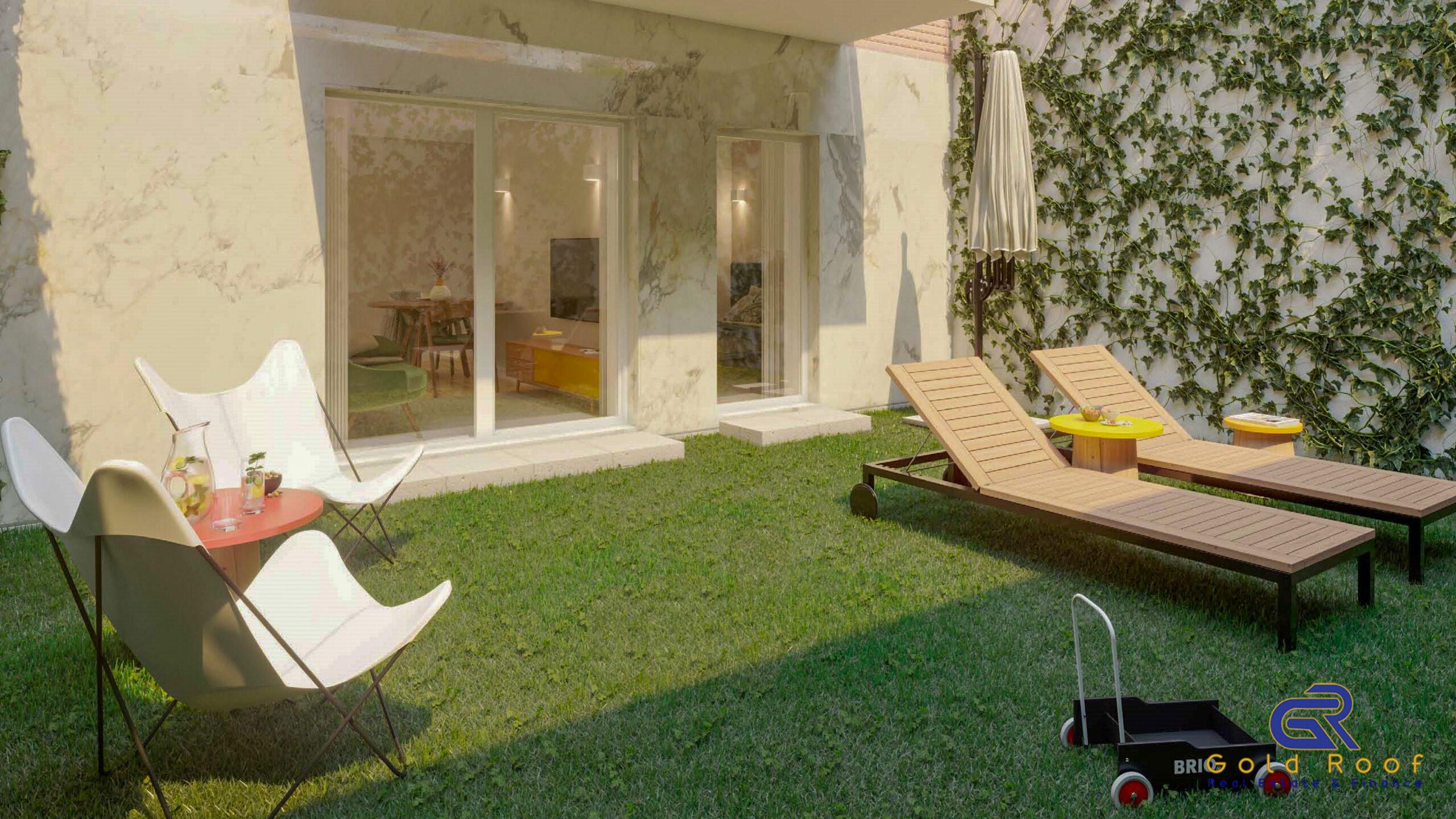 Appartements studio+1 avec terrasse, près de la plage, Espinho